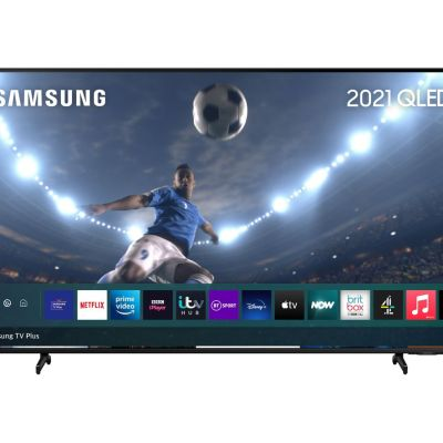 Samsung QE75Q60AAUXXU 75″ Smart 4K Ultra HD HDR QLED TV with Bixby, Alexa & Google Assistant