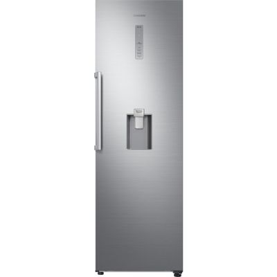 Samsung RR39M73407F/EU Tall Fridge with Non Plumbed Water Dispenser, Refined Steel