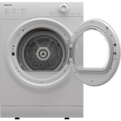 HOTPOINT H2D81WUK 8Kg Condenser Tumble Dryer – White – B Rated