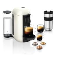 Krups  XN903140 Nespresso Pod Coffee Machine, White