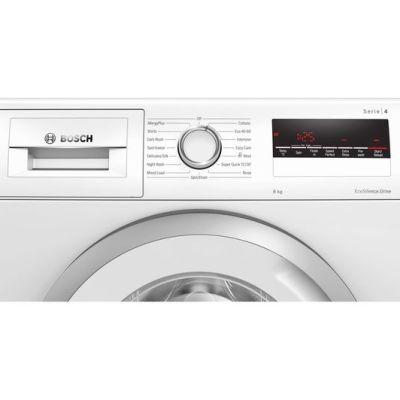BOSCH Serie 4 WAN28281GB 8 kg 1400 Spin Washing Machine – White
