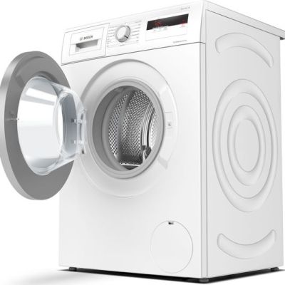BOSCH Serie 4 WAN28081GB 7 kg 1400 Spin Washing Machine – White