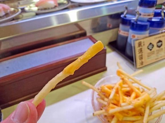 はま寿司 フライドポテト