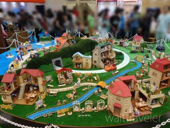 東京おもちゃショー シルバニアファミリー