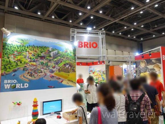 東京おもちゃショー BRIO