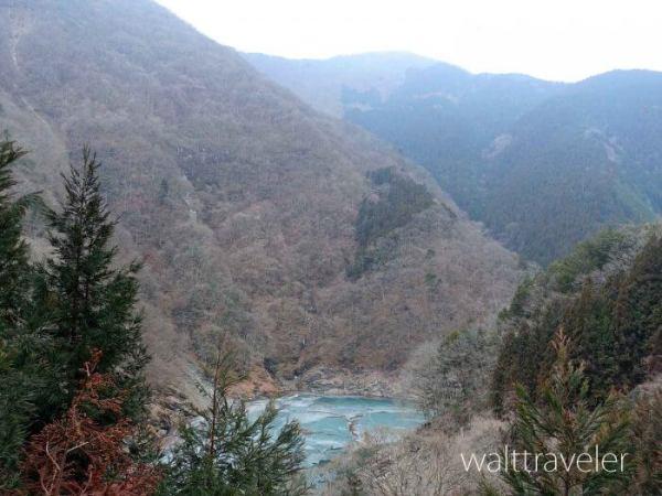 三峯神社 秩父湖 二瀬ダム