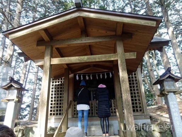 三峯神社 お仮屋