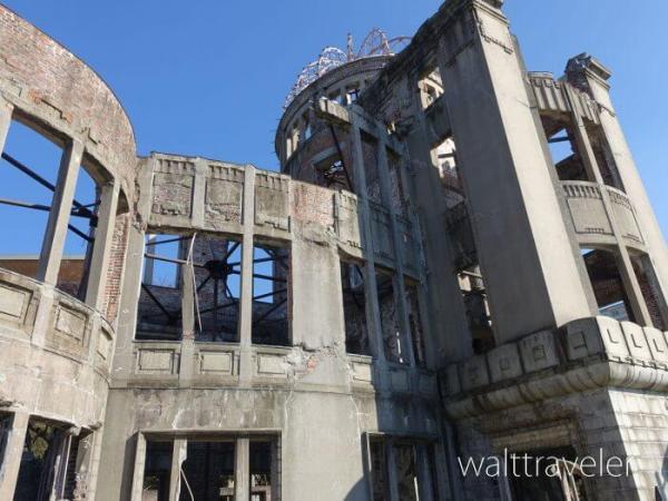 広島日帰り旅行 原爆ドーム