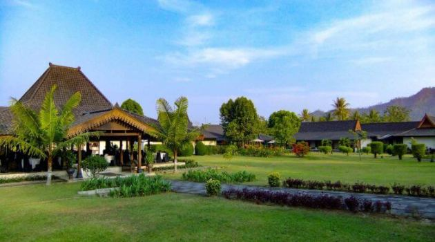Manohara Hotel Borobudurはボロブドゥール遺跡の観光におすすめNo.1!