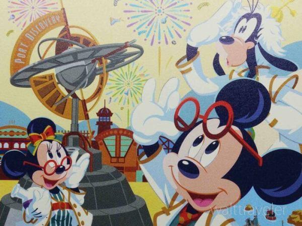 トミカ 東京ディズニーシー16周年 ディズニーシーエレクトリックレールウェイ