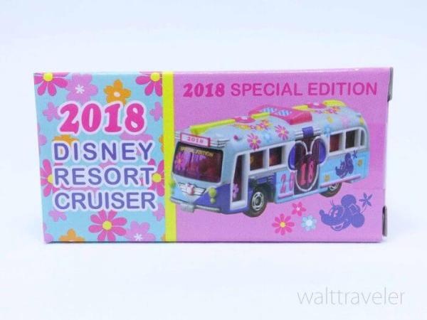トミカ ディズニー 2018スペシャルエディション 新年 お正月 ディズニーリゾートクルーザー