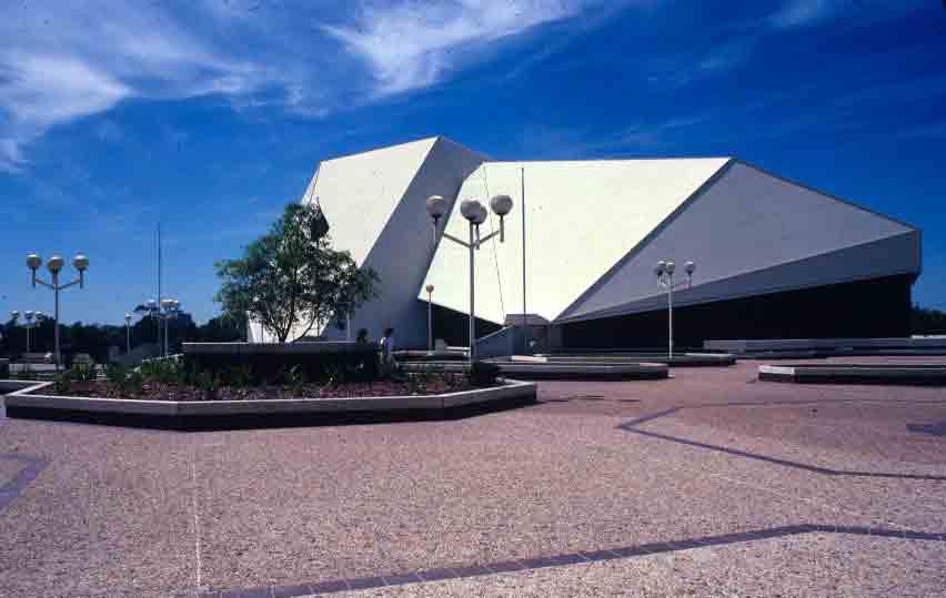 Adelaide's Festival Hall