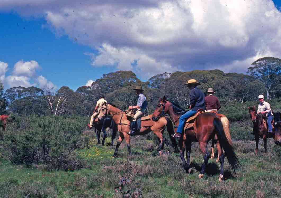 High Country Riders