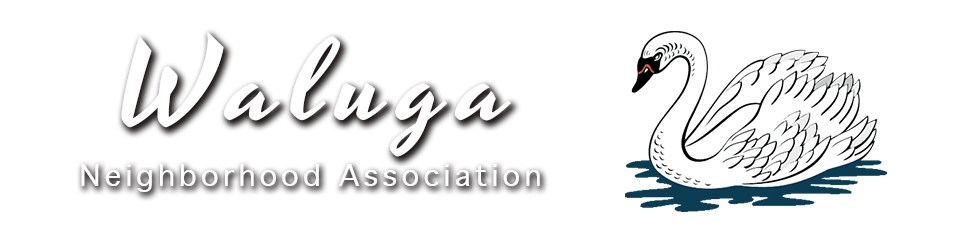 Waluga Neighborhood Association