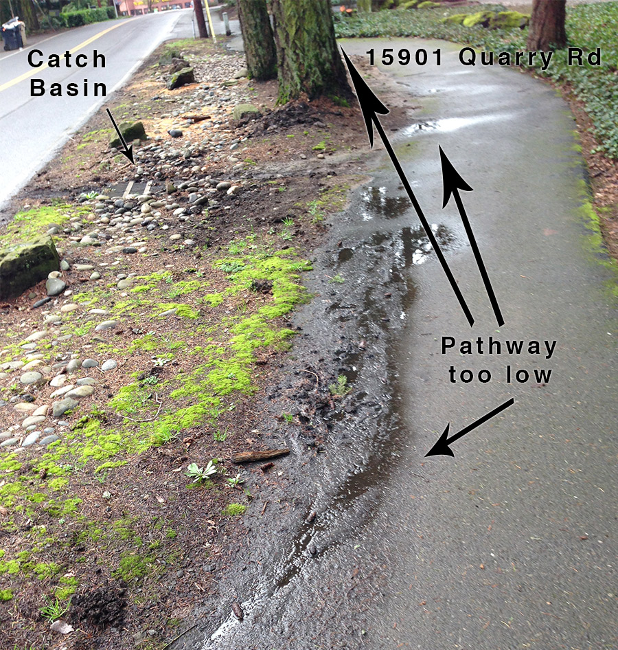 Quarry Rd Pathway