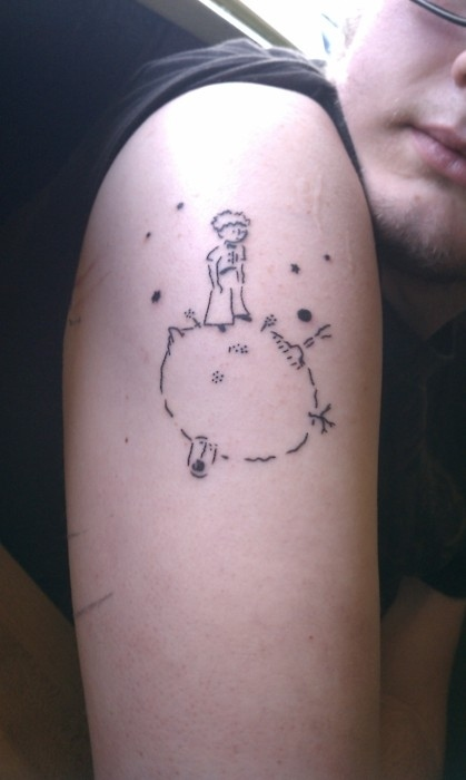 More Little Prince Tats