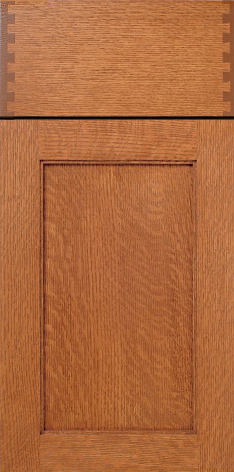 Craftmans Cabinet Doors for Prairie Style Kitchens  WalzCraft