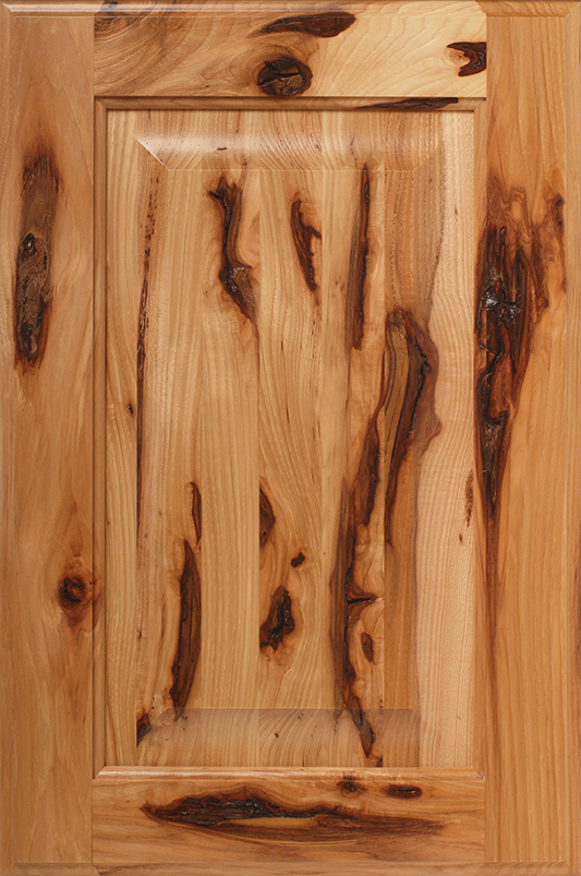 Hickory Ultra Rustic Grade Wood Species Description