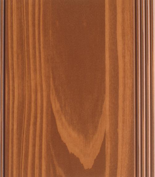 Dark Honey W Stain on Cypress Wood  WalzCraftWalzCraft