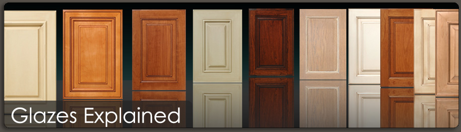Learn All About Glazes Options For Cabinet Door And Wood Components