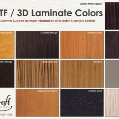 Buy Old Kitchen Cabinets Table New Rtf-3d Laminate Colors - Walzcraft Srf3 ...