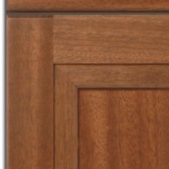 Kitchen Cabinets Refacing Appliences Mahogany Cabinet Doors For Craftsman Style ...