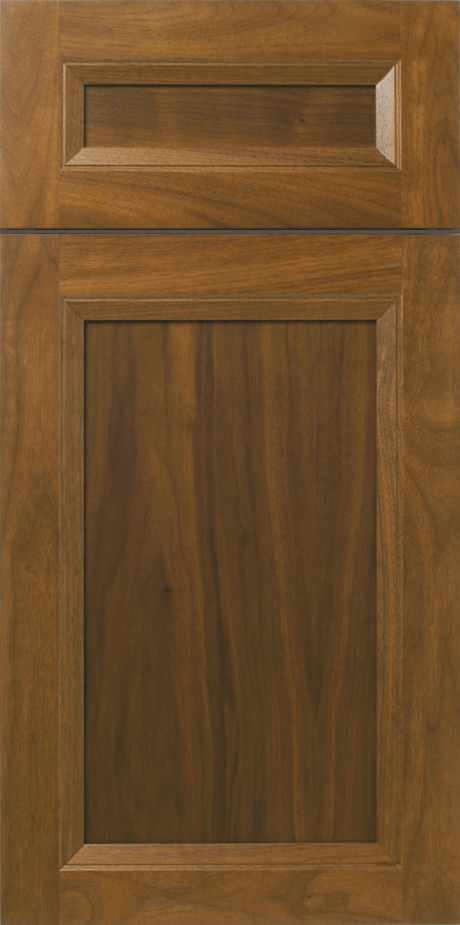 Flat Panel French Miterd Cabinet Doors  WalzCraft