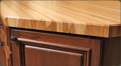 Butcher Block Countertops  WalzCraft