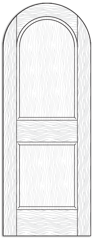 Interior Slabs Door Custom