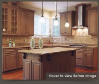 Kitchen Cabinet Refacing and Cabinet Refacing Products ...