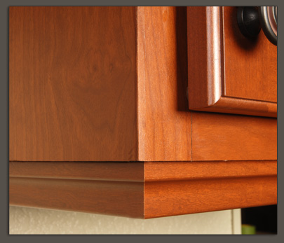 Outside Corner Treatments for Cabinet Refacing  WalzCraft