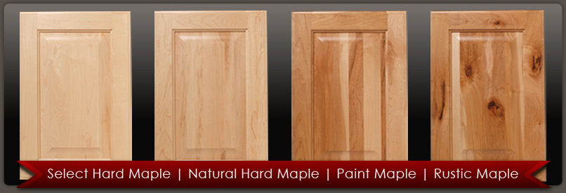 Value of Wood Grades for Cabinet Doors  WalzCraft