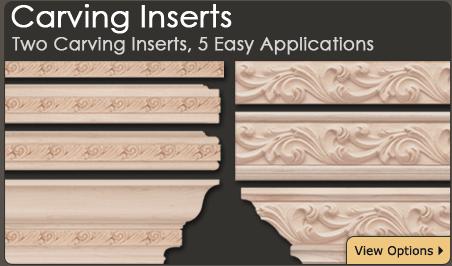 Wood Moldings  Carvings  WalzCraft