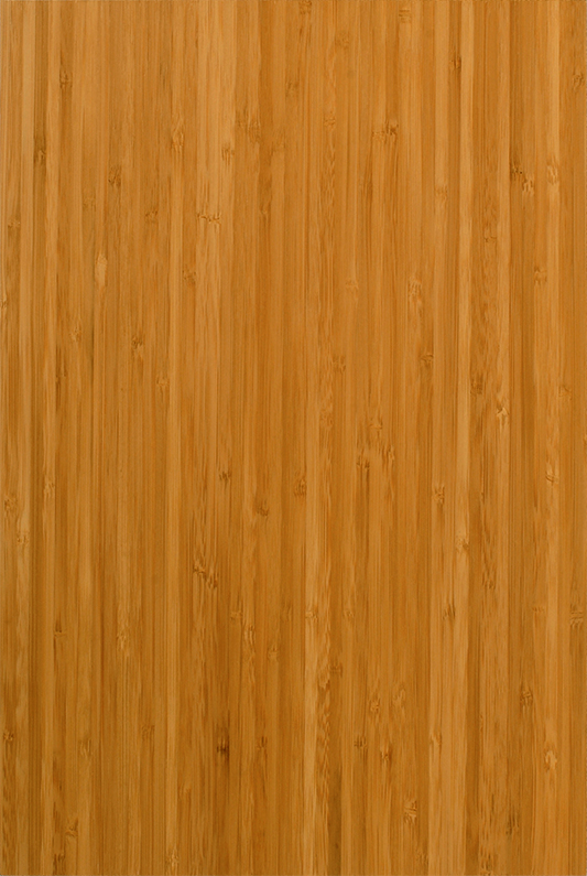 Vertical Grain Caramelized Bamboo Architectural Grade