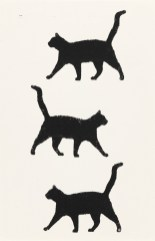 """Tres Gatitos 1 of 5,"" Juliana Pederson"