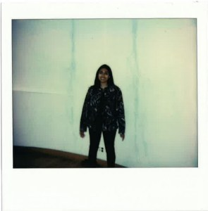 Portrait photo of Fatima.