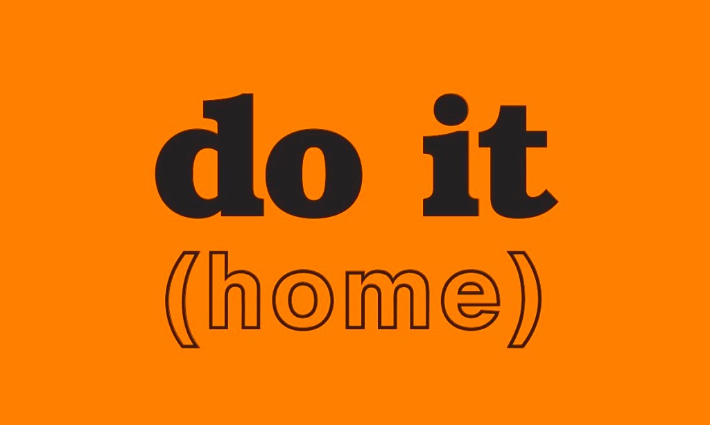 do it (home) banner