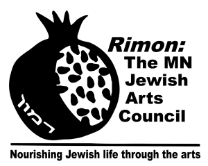 Rimon: The MN Jewish Arts Council logo