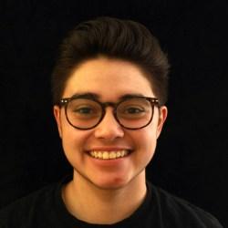 Headshot of Sage Caballero