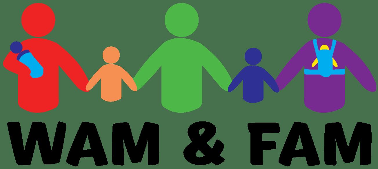 WAM & Fam logo