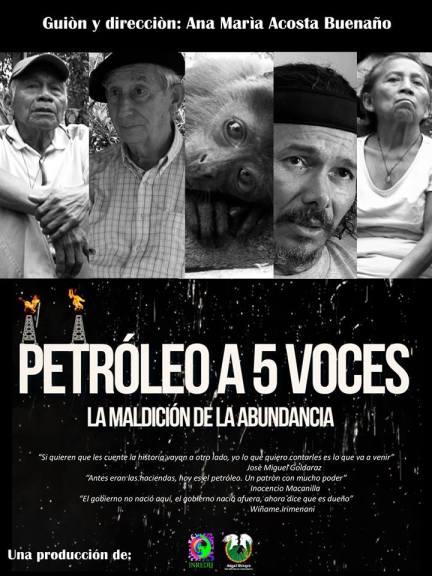 petroleo a 5 voces