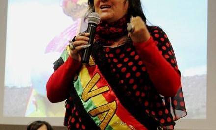 Entrevista a María Galindo: Despatriarcalizar no significa luchar por la inclusión al sistema, sino subvertirlo
