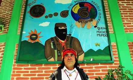De la lucha contra la minería, a la cuna de la rebeldía zapatista