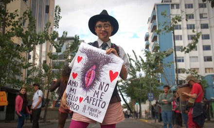 La Marcha de las Putas Ecuador reclama la libertad estética y sexual