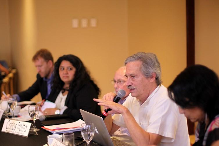 Amplia convergencia para enfrentar al Tratado de Cooperación Económica