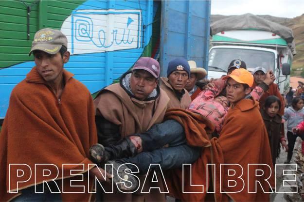 Perú: la elección es a favor del agua