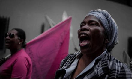 #25N – Mujeres contra la violencia y la impunidad