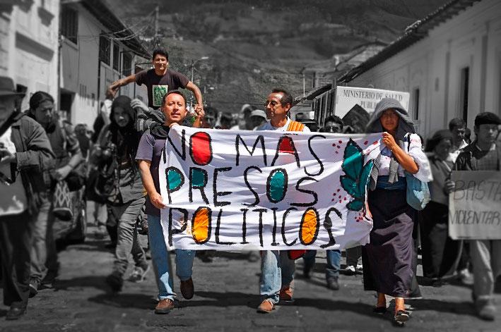 Sistema de protección para defensores de derechos: una necesidad para Ecuador