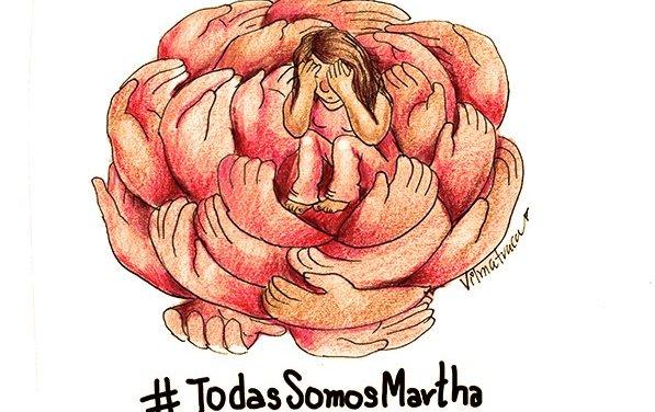 #TodasSomosMartha