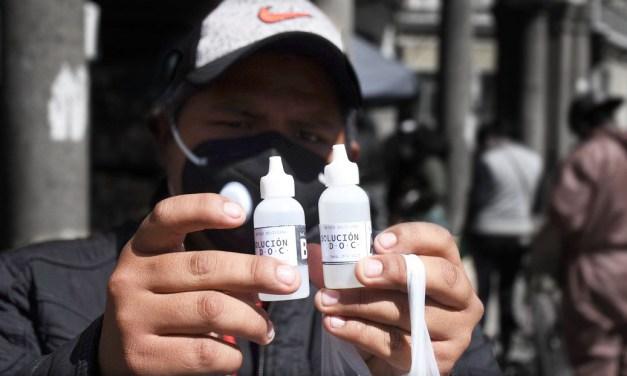 La estafa del dióxido de cloro